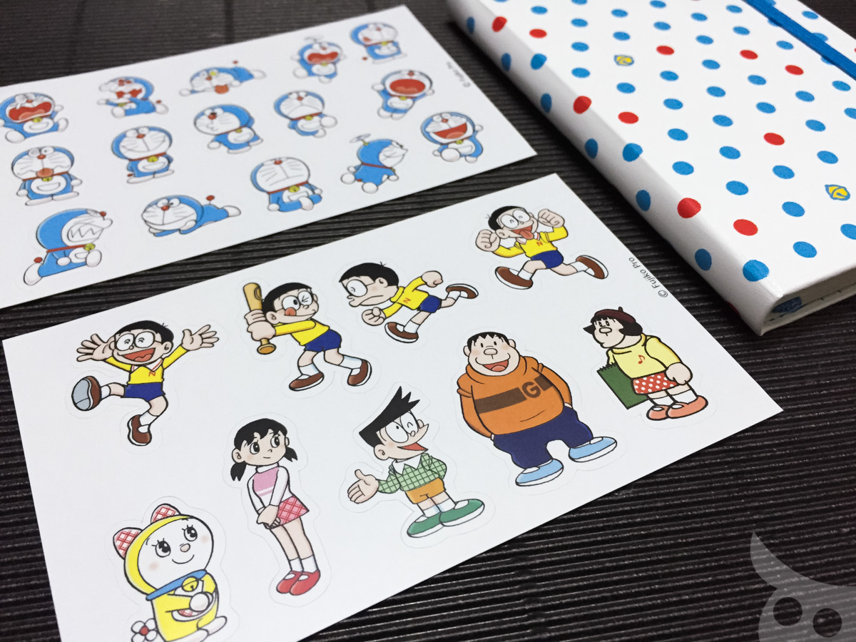 Moleskine X Doraemon-31