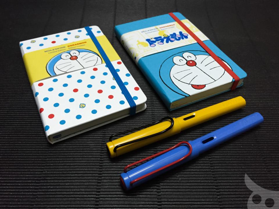 Moleskine X Doraemon-32