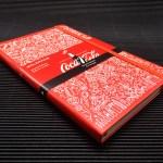 สมุดตำนานแห่งความสดชื่น! Moleskine 100 Years of the Coca-Cola Bottle Limited Edition