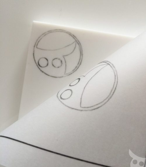 Rubber Stamp-Step 2b