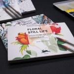 PEPIN Colouring Book สมุดระบายสีกระดาษเทพที่สามารถลงสีน้ำได้!