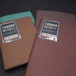 Taroko Design Notebook ไส้สมุดหัวใจกระดาษเทพ Tomoe River