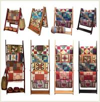 Quilt Display Racks Pictures to Pin on Pinterest - PinsDaddy