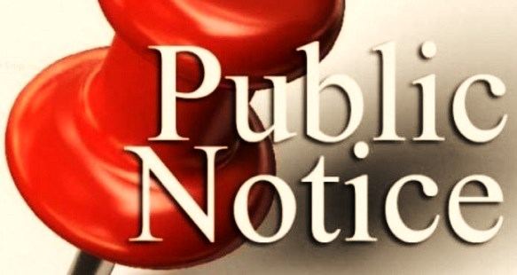 June Public Meetings