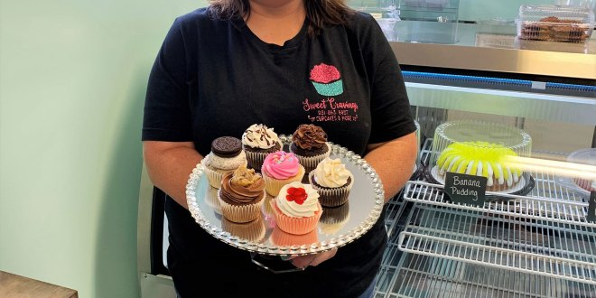Roane State grad made herself one sweet business