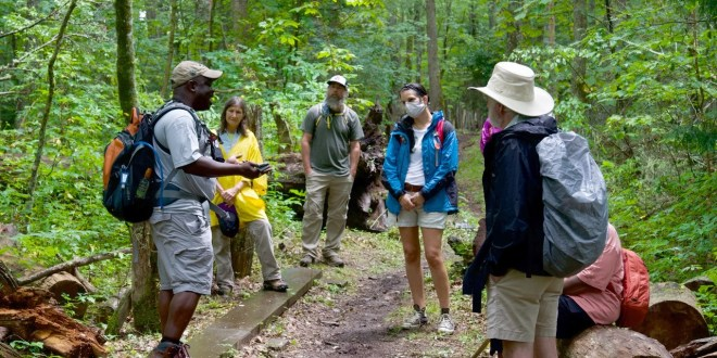 Park Shares Highlights of Smokies Hikes for Healing Program