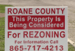Roane County Planning Commission rejects rehab rezoning request last night