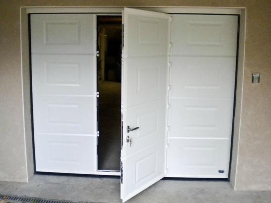 Porte De Garage Sectionnelle Electrique Porte De Garage Sectionnelle Isolante