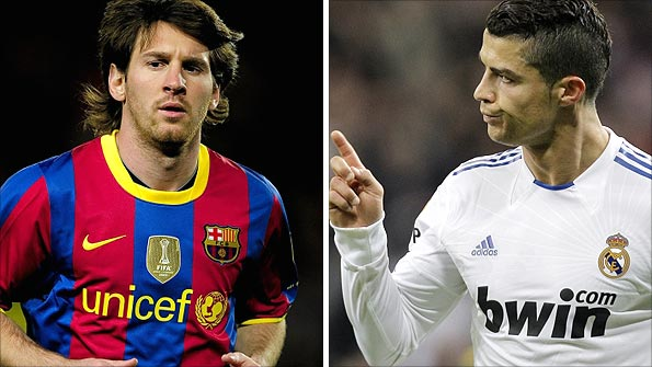 Barcelona vs Real Madrid - Copa del Rey - 2011