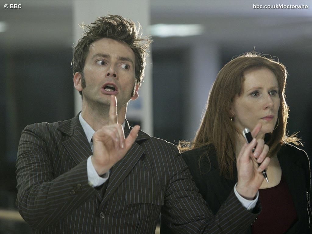 Doctor & Donna