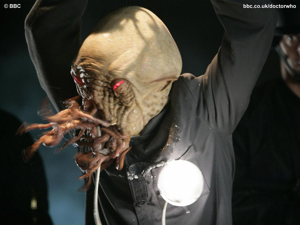 BBC  Doctor Who  The Ood  Character Guide