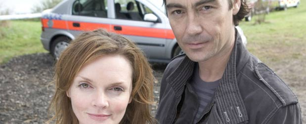 DC Havers and Inspector Lynley