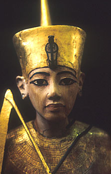 A Ushabti figure