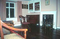 Photograph showing the inside of Dove Cottage where Dorothy Wordworth lived with her brother William
