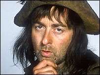 Baldrick: 'I've just thought of a cunning plan.'