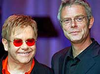 Elton John and Stephen Daldry