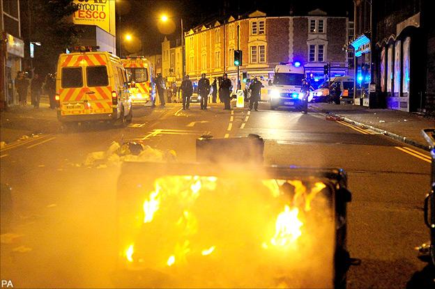 Bristol riot
