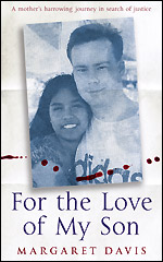 For the Love of My Son (book cover)