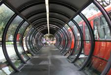 Curitiba bus system