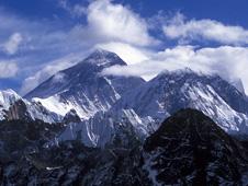 Mount Everest, Nepal - photo courtesy of Mark Hannaford