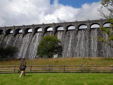 Vyrnwy Dam, Powys