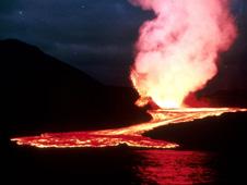 Helgafjell Volcano, Iceland