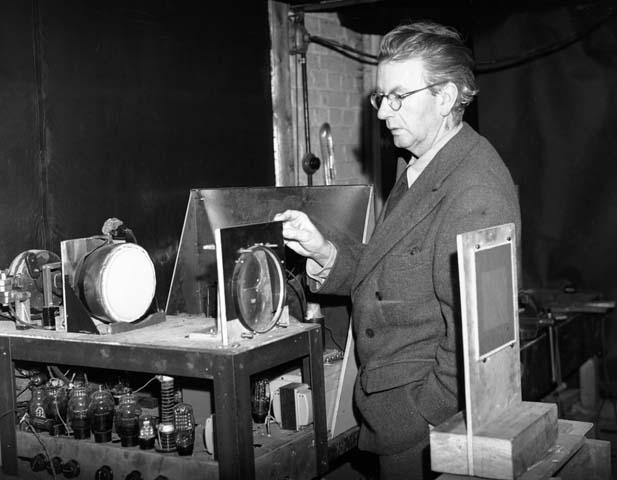 Resultado de imagen de John Logie Baird