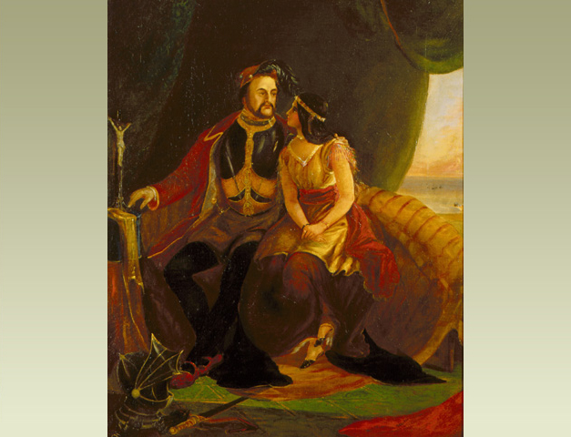 BBC  Primary History  Famous People  Pocahontas