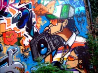 BBC - Southern Counties - In Pictures - Brighton Graffiti ...