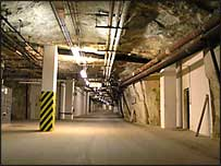 Burlington Nuclear Bunker at Corsham - Site 3