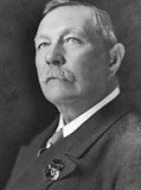 Portrait of Sir Arthur Conan Doyle, c.1925