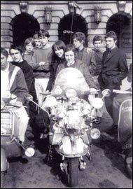Mods in Nottingham