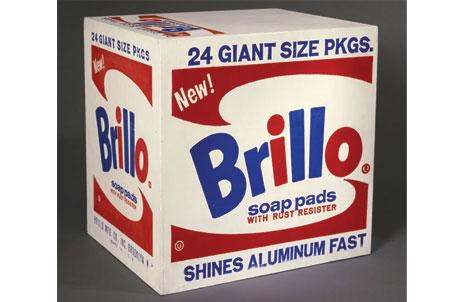 Warhol, Brillo Box