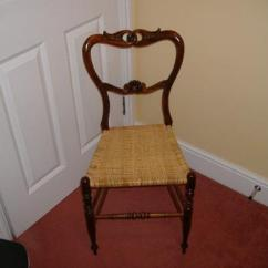 Antique Cane Chairs Coccyx Office Chair Bbc - A History Of The World Object : Victorian Rosewood Parlour