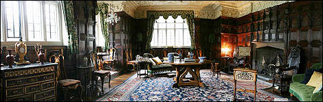BBC Lancashire History Local Landmarks Gawthorpe Hall