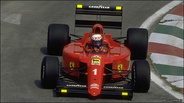 Image result for 1990 mexican grand prix piquet