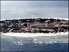 Quần đảo Trường Sa mà Trung Quốc gọi là Nam Sa