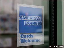 Logotipo de American Express