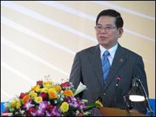 Chủ tịch Nguyễn Minh Triết