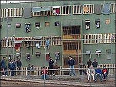 Cárcel de Colina en Chile
