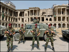 ISAF Askerleri