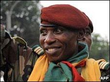 Capitão Moussa Dadis Camara