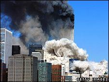 Ataque del 11 de septiembre en Nueva York