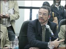 Alejandro Pisanty. Foto: cortesía Senado de la República.
