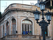 Edificio en La Habana