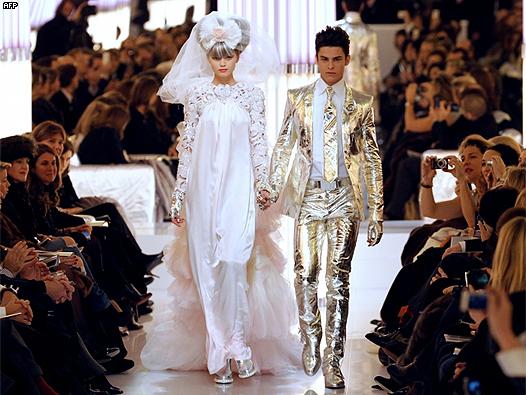 Diseños de Karld Lagerfeld