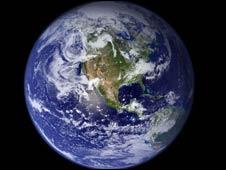 La Tierra (NASA)