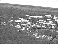 سط� مریخ از نگاه آپورچونیتی