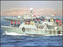 Pasukan Pengawal Revolusi Iran aktif di perairan Selat Hormuz