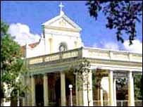 மடுமாதா தேவாலயம்